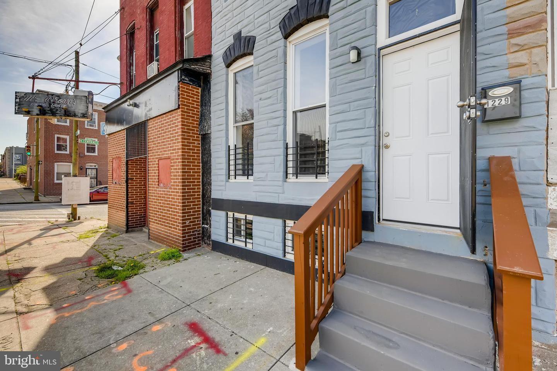 1229 E PRESTON ST, Baltimore, MD 21202 - MLS#: MDBA547712
