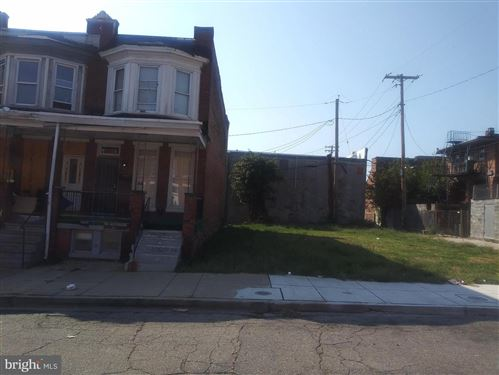 Photo of 1822 PULASKI ST N, BALTIMORE, MD 21217 (MLS # 1000982713)