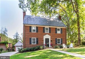 Photo of 7417 LYNNHURST ST, CHEVY CHASE, MD 20815 (MLS # MDMC681716)