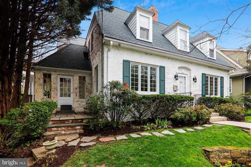 Photo of 4711 LANGDRUM LN, CHEVY CHASE, MD 20815 (MLS # MDMC701716)
