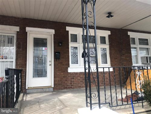 Photo of 7025 PASCHALL AVE, PHILADELPHIA, PA 19142 (MLS # PAPH865716)