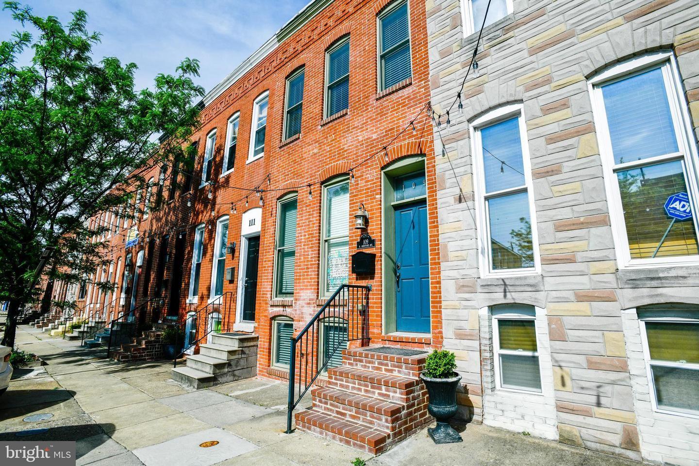 109 N MONTFORD AVE, Baltimore, MD 21224 - MLS#: MDBA548716
