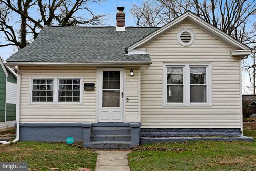 Photo of 4010 COTTAGE TER, BRENTWOOD, MD 20722 (MLS # MDPG555718)