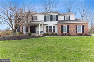 Photo of 1217 WARDEN WAY, FORT WASHINGTON, PA 19034 (MLS # PAMC627718)