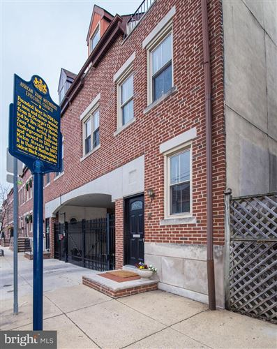 Photo of 401 BROWN ST, PHILADELPHIA, PA 19123 (MLS # PAPH863720)