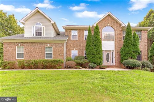 Photo of 4255 WEEPING WILLOW LN, HUNTINGTOWN, MD 20639 (MLS # MDCA178722)