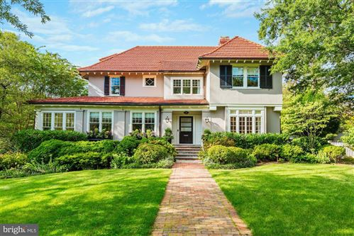 Photo of 3 NEWLANDS ST, CHEVY CHASE, MD 20815 (MLS # MDMC724722)
