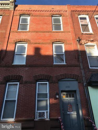 Photo of 1431 WOLF STREET #2ND FLOOR, PHILADELPHIA, PA 19145 (MLS # PAPH974722)