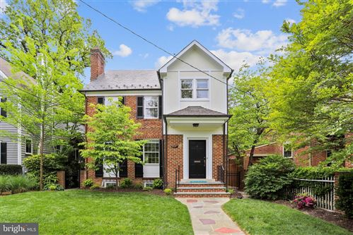 Photo of 4924 BUTTERWORTH PL NW, WASHINGTON, DC 20016 (MLS # DCDC469724)