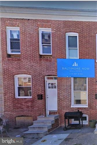 Photo for 230 N ROSE ST, BALTIMORE, MD 21224 (MLS # MDBA497724)