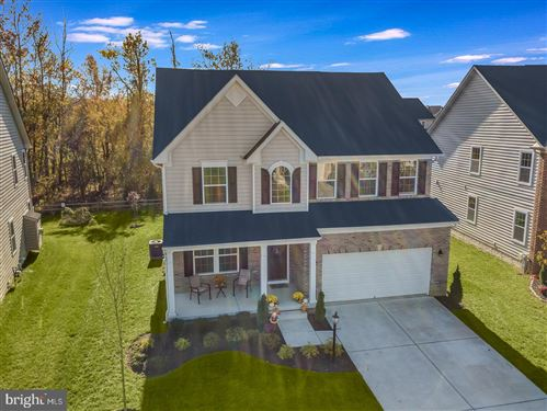 Photo of 13921 ABERDEENS FOLLY CT, BOWIE, MD 20720 (MLS # MDPG587726)