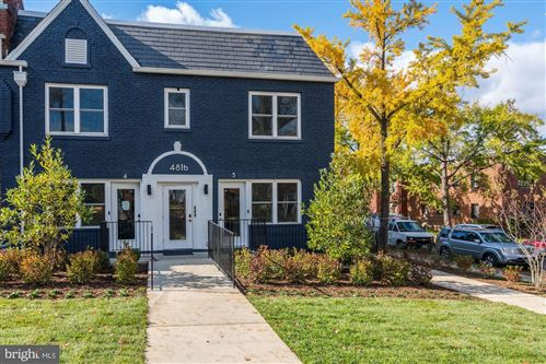 Photo of 4816 3RD ST NW ##7, WASHINGTON, DC 20011 (MLS # DCDC450728)