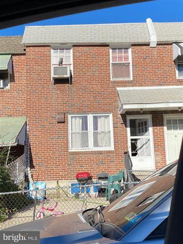 Photo of 4558 TAMPA ST, PHILADELPHIA, PA 19120 (MLS # PAPH2037728)