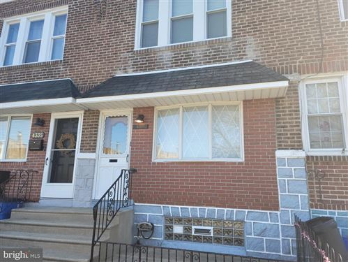 Photo of 4333 EDGEMONT ST, PHILADELPHIA, PA 19137 (MLS # PAPH924728)