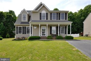 Photo of 11108 HUNTINGTON MEADOWS LN, FREDERICKSBURG, VA 22407 (MLS # VASP212732)