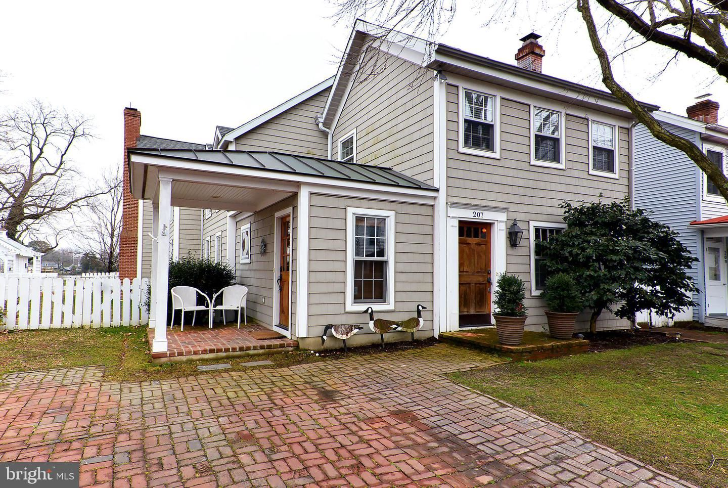 Photo of 207 SOUTH ST, OXFORD, MD 21654 (MLS # MDTA127732)