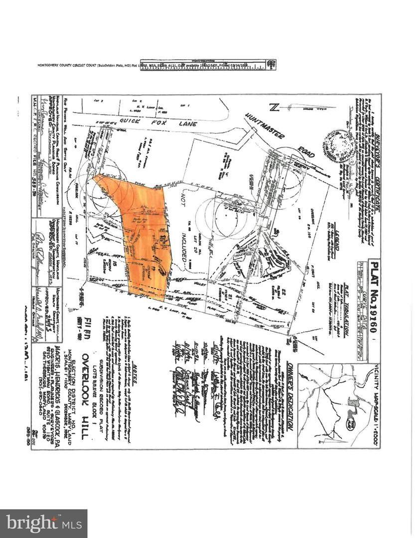 Photo of 21533 QUICK FOX LN, GAITHERSBURG, MD 20882 (MLS # MDMC2006734)