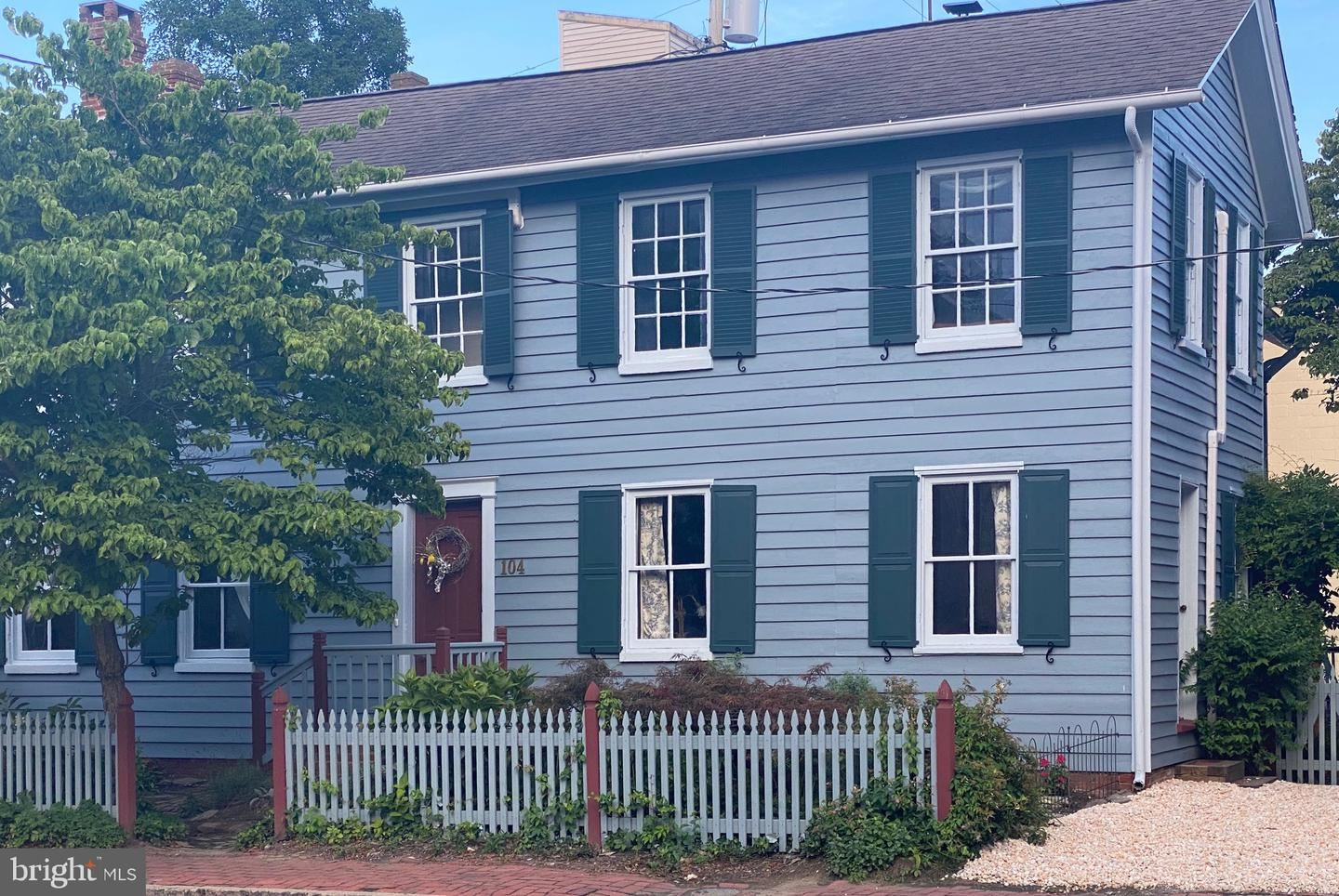 Photo of 104 N LIBERTY ST, CENTREVILLE, MD 21617 (MLS # MDQA144734)