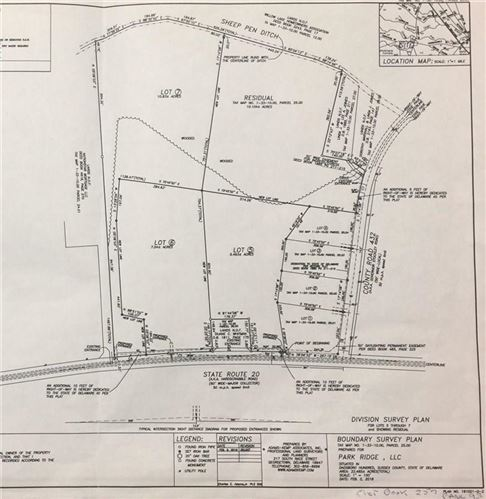 Photo of LOT 3 GOVERNOR STOCKLEY GOVERNOR STOCKLEY, GEORGETOWN, DE 19947 (MLS # 1001570736)