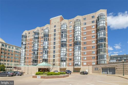 Photo of 24 COURTHOUSE SQ #512, ROCKVILLE, MD 20850 (MLS # MDMC701736)