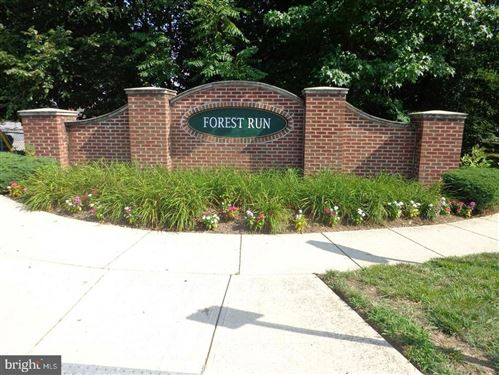 Photo of 2813 FOREST RUN DR #A, DISTRICT HEIGHTS, MD 20747 (MLS # MDPG568736)