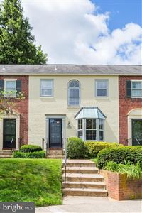 Photo of 4902 BRADLEY BLVD #228, CHEVY CHASE, MD 20815 (MLS # MDMC660738)