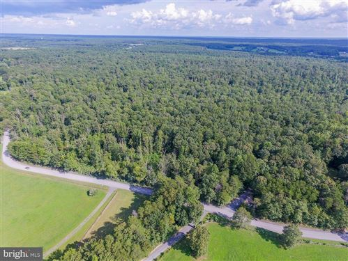 Photo of 60 ACRES OLD OFFICE RD, LOCUST GROVE, VA 22508 (MLS # VAOR135738)