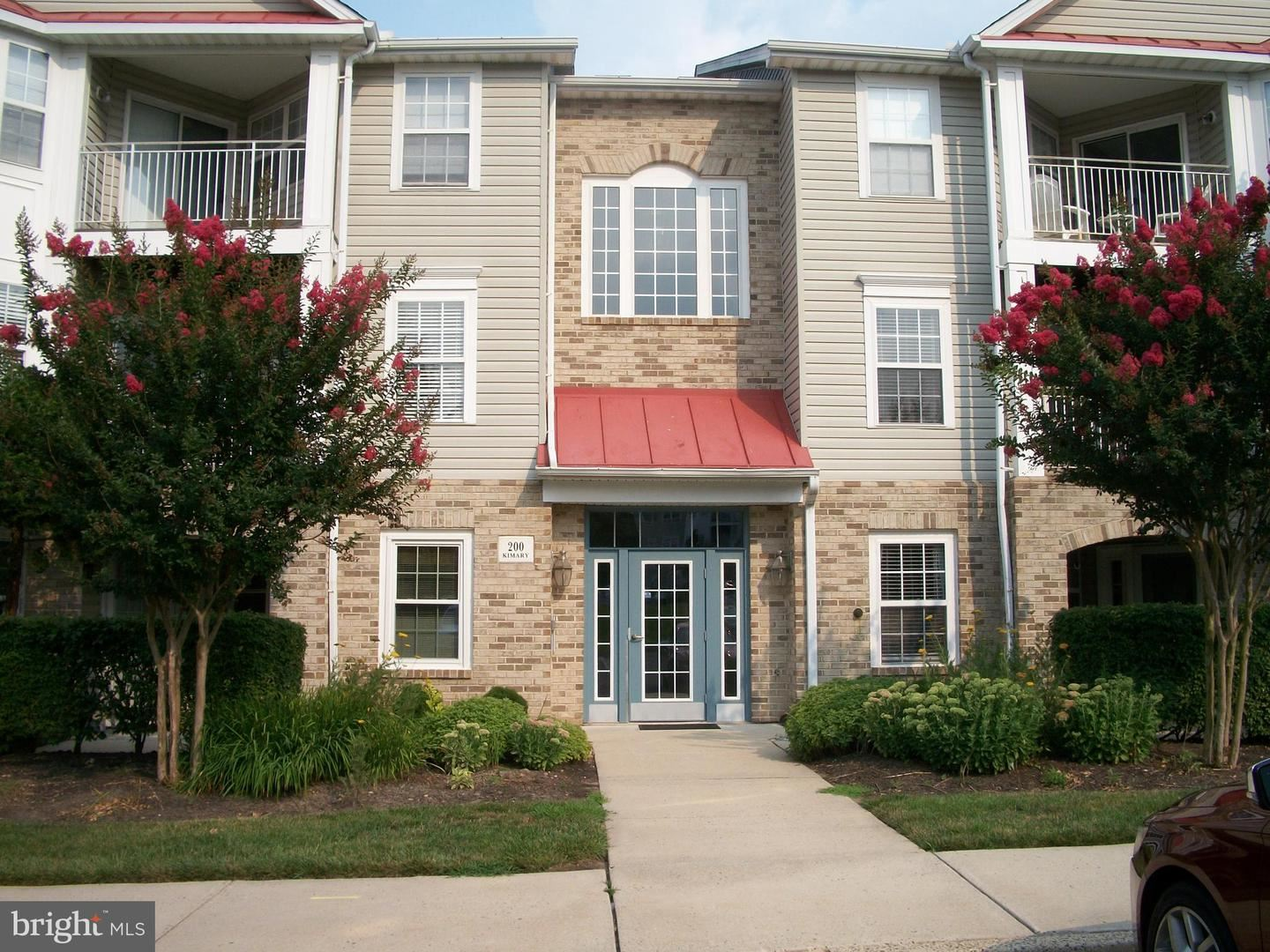 200 KIMARY CT #2, Forest Hill, MD 21050 - MLS#: MDHR2001738