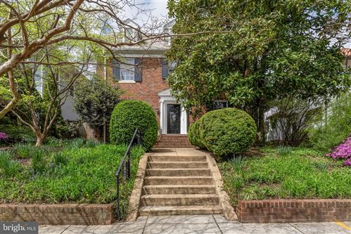 Photo of 2820 36TH PL NW, WASHINGTON, DC 20007 (MLS # DCDC516740)