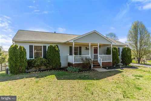 Photo of 7453 TERRI LN, RIXEYVILLE, VA 22737 (MLS # VACU140740)
