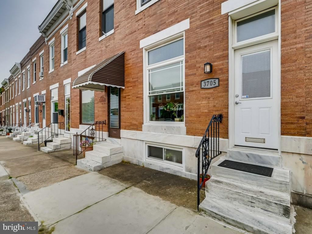 3705 FOSTER AVE, Baltimore, MD 21224 - MLS#: MDBA548740