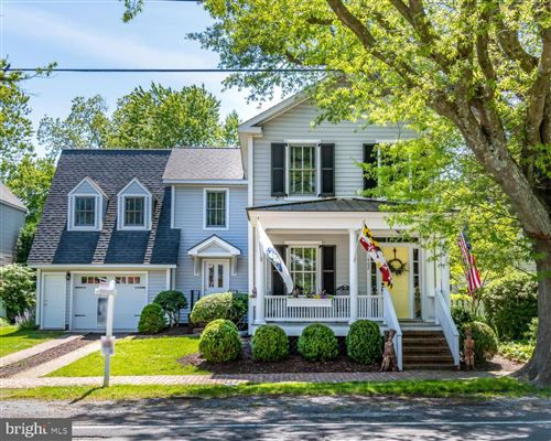 Photo of 402 S MORRIS ST S, OXFORD, MD 21654 (MLS # MDTA136742)