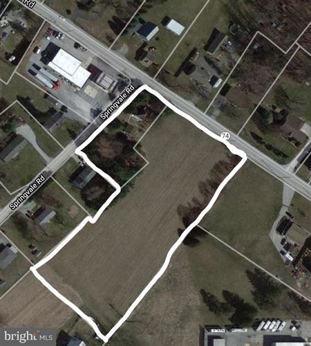 Photo of 874 DELTA RD, RED LION, PA 17356 (MLS # PAYK2002742)
