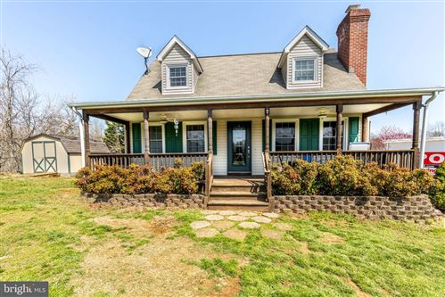 Photo of 10137 RIVER FRONT LN, RIXEYVILLE, VA 22737 (MLS # VACU143742)