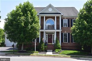 Photo of 13670 SYLVAN BLUFF DR, LEESBURG, VA 20176 (MLS # VALO368742)