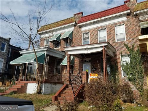Photo of 3406 W MULBERRY ST, BALTIMORE, MD 21229 (MLS # MDBA491744)