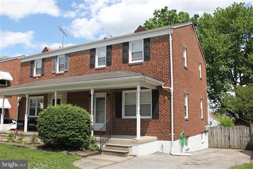 Photo of 27 LYNDALE AVE, BALTIMORE, MD 21236 (MLS # MDBC493744)