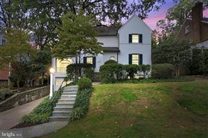 Photo of 7307 MAPLE AVE, CHEVY CHASE, MD 20815 (MLS # MDMC680744)