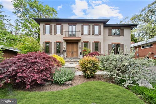 Photo of 5510 TRENT ST, CHEVY CHASE, MD 20815 (MLS # MDMC709744)