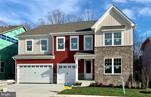 Photo of 2802 BROAD WING DR, ODENTON, MD 21113 (MLS # MDAA453746)