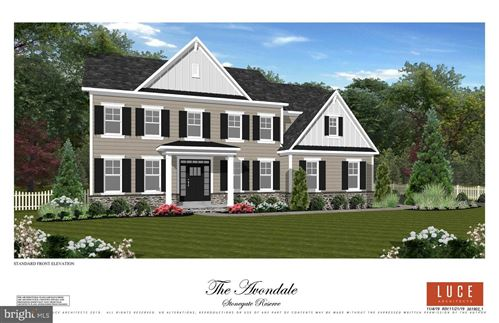 Photo of LOT 1 ROSEWOOD CIR, COLLEGEVILLE, PA 19426 (MLS # PAMC646746)