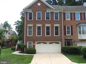 Photo of 5443 WHITLEY PARK TER #TH-31, BETHESDA, MD 20814 (MLS # MDMC674748)