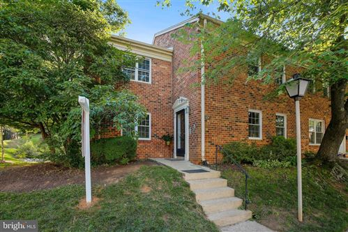 Photo of 804 COLLEGE PKWY #8, ROCKVILLE, MD 20850 (MLS # MDMC713748)