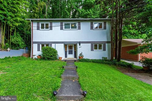 Photo of 4007 WOODLAWN RD, CHEVY CHASE, MD 20815 (MLS # MDMC713750)