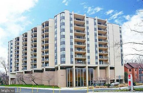 Photo of 4242 EAST WEST HWY #704, CHEVY CHASE, MD 20815 (MLS # MDMC732750)