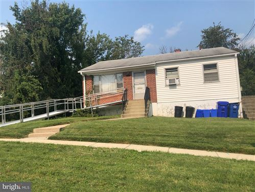 Photo of 13413 JUSTICE RD, ROCKVILLE, MD 20853 (MLS # MDMC2000751)
