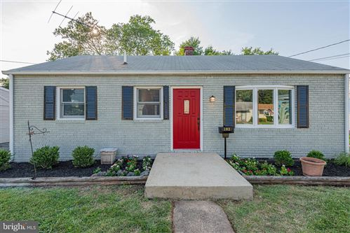 Photo of 102 GARRETT RD, GLEN BURNIE, MD 21060 (MLS # MDAA442752)