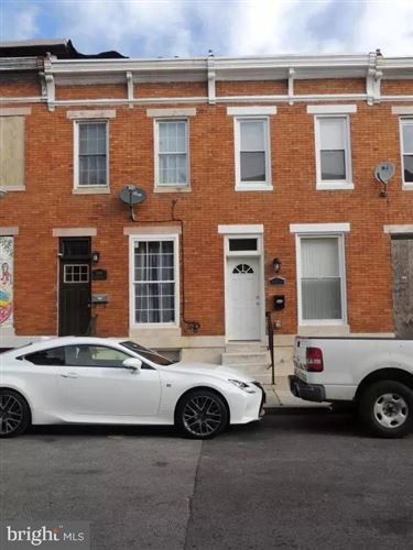 Photo of 2516 E EAGER ST, BALTIMORE, MD 21205 (MLS # MDBA2005752)