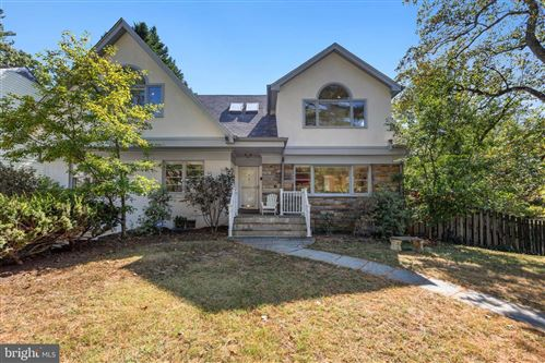 Photo of 4850 LANGDRUM LN, CHEVY CHASE, MD 20815 (MLS # MDMC680752)