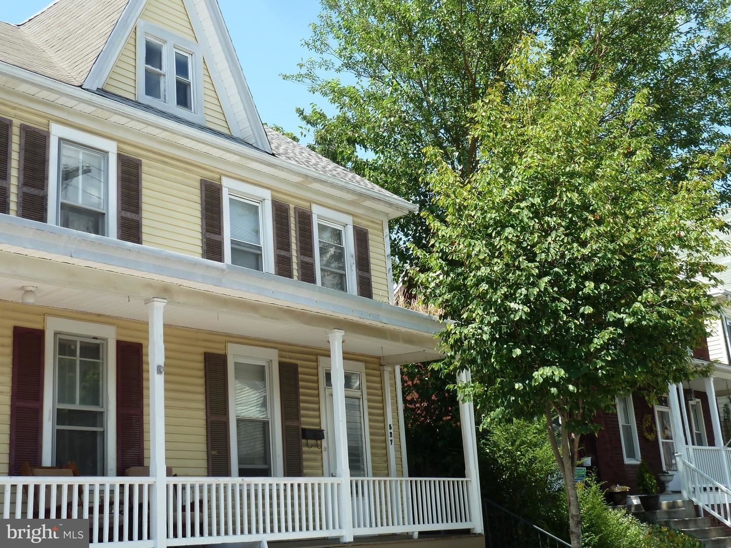 Photo of 527 N MULBERRY ST, HAGERSTOWN, MD 21740 (MLS # MDWA2000752)